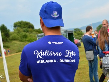 Kultúrne leto VisĎur 22.7.2018