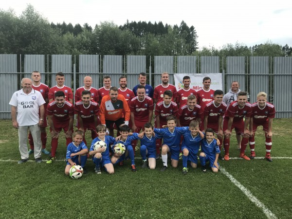 Futbalový turnaj Jastrabčanov 8.7.2018