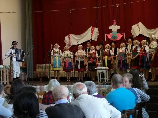 Deň ľudových tradícií obce Orlov 13.10.2018
