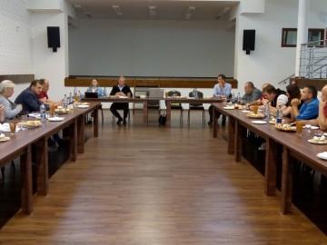 """Zasadnutie Rady a Valného zhromaždenia MAS """"Horný Šariš – Minčol"""" 16.6.2020"""